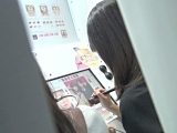 エロ動画_素人_現役ギャル盗撮師_hana様のプリクラ潜入!制服Pチラ!Vol.6_盗撮_覗き_中村屋_02