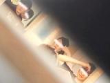 トイレ_素人_マ○コ丸見え!第三体育館潜入撮File006_進化!!_盗撮_覗き_中村屋_06