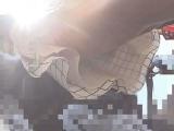 チラ_素人_雅さんの独断と偏見で集めた動画集_3カメ!!くっきり盗撮編vol.01_盗撮_覗き_中村屋_11