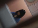 トイレ_学生_美しい日本の未来_美しい日本の未来_No.43_復活宣言、本格的に出動、花柄スカートにズームイン_盗撮_覗き_中村屋_11