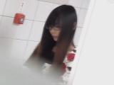 トイレ_学生_美しい日本の未来_No.57_見やすい拭き方に感謝です。その3_盗撮_覗き_中村屋_07