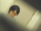 トイレ_teen_お銀さんの「洗面所突入レポート!!」_vol.43_ちょろっとさん_盗撮_覗き_中村屋_05