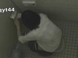 トイレ_teen_お銀さんの「洗面所突入レポート!!」_お銀さんの「洗面所突入レポート!!」_vol.44_今回も攻_盗撮_覗き_中村屋_08