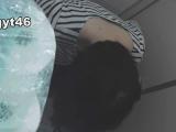 トイレ_teen_お銀さんの「洗面所突入レポート!!」_お銀さんの「洗面所突入レポート!!」_vol.46_スッキリ_盗撮_覗き_中村屋_06