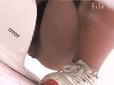 トイレ_teen_マ○コ丸見え!!第二体育館潜入撮File.5前編_盗撮_覗き_中村屋_07
