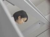 トイレ_素人_お銀さんの洗面所突入レポート!!vol.63_あれ?チラっチラって。気づいてます?前編_盗撮_覗き_中村屋_12