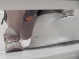 トイレ_素人_お銀さんの洗面所突入レポート!!vol.64_今年もこの季節がやってきました。前編_盗撮_覗き_中村屋_05