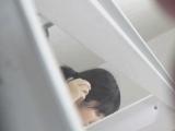 トイレ_素人_お銀さんの洗面所突入レポート!!vol.64_今年もこの季節がやってきました。前編_盗撮_覗き_中村屋_06