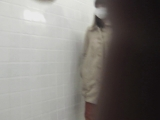 トイレ_素人_お銀さんの「洗面所突入レポート!!」_vol.65_美女を撮るためにみんなの前に割り込む!!前編_盗撮_覗き_中村屋_04