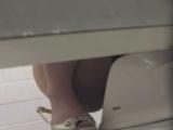 トイレ_素人_お銀さんの洗面所突入レポート!!vol.74_典型的な韓国人美女登場!!前編_盗撮_覗き_中村屋_04
