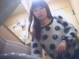 トイレ_素人_突撃!女子化粧室の真実vol.33中編_盗撮_覗き_中村屋_04