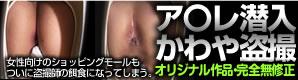 ア〇レ潜入!厠盗撮
